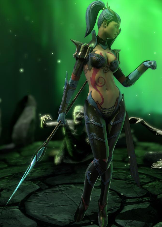 Sorceress Raid Shadow Legends