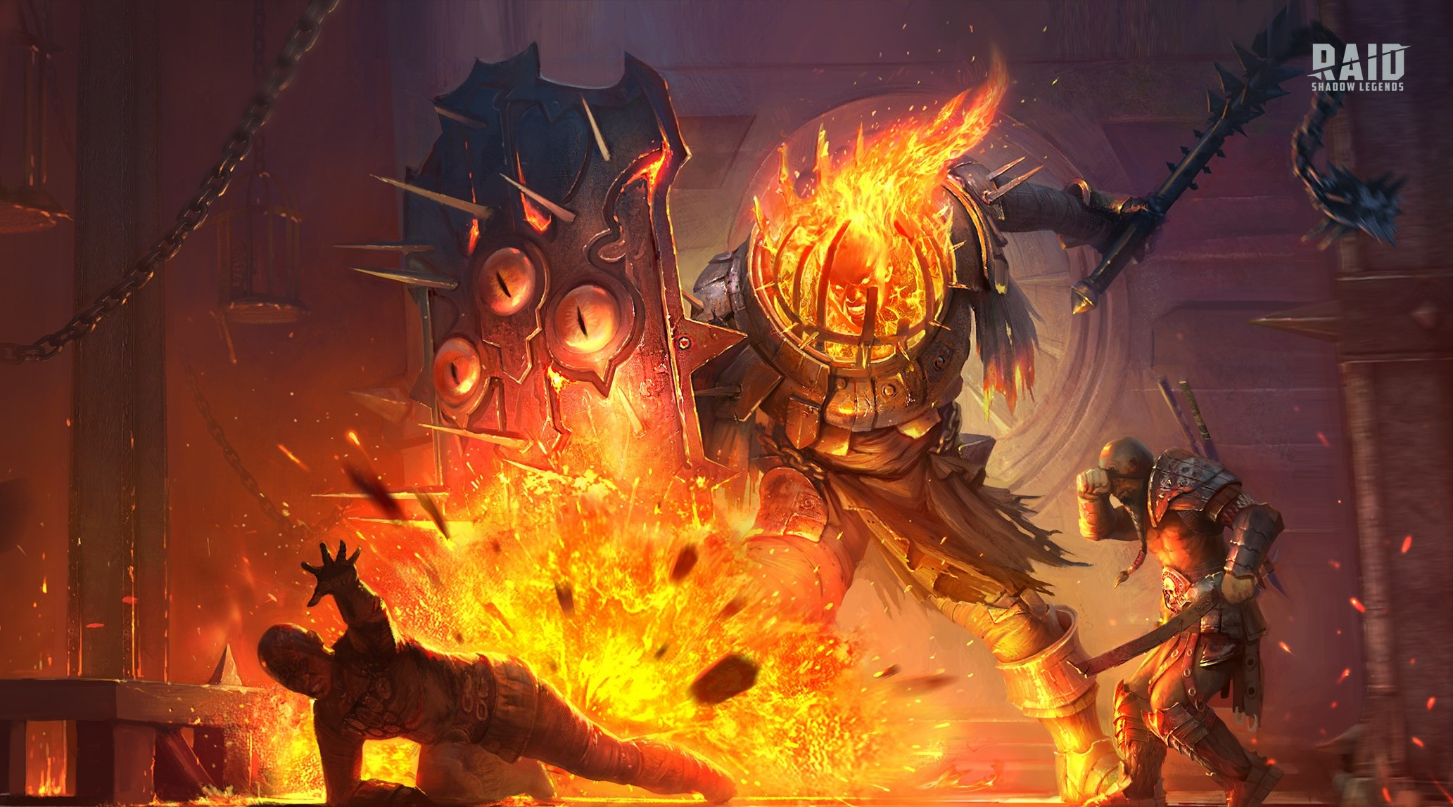 Best Champions for Fire Knight